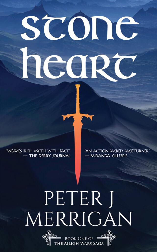 Stone Heart by Peter J Merrigan